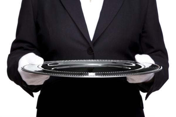 fine dining server training manual